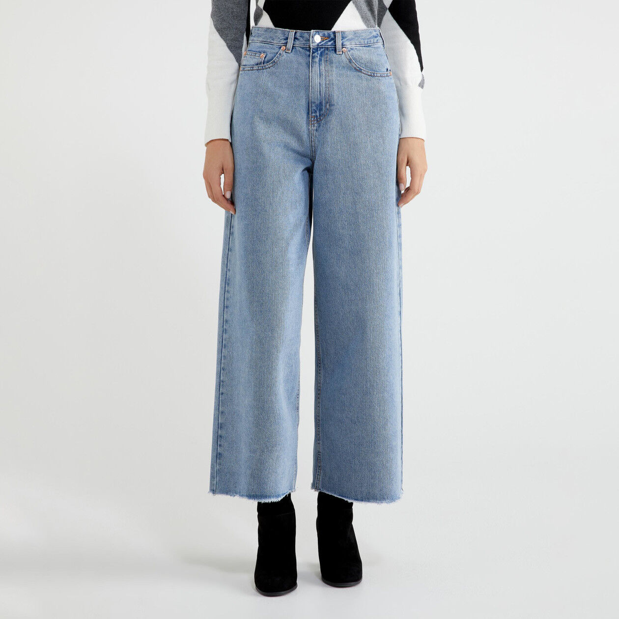 Mum fit jeans