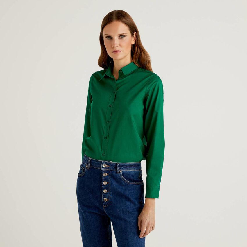 Camisa de algodón ligero