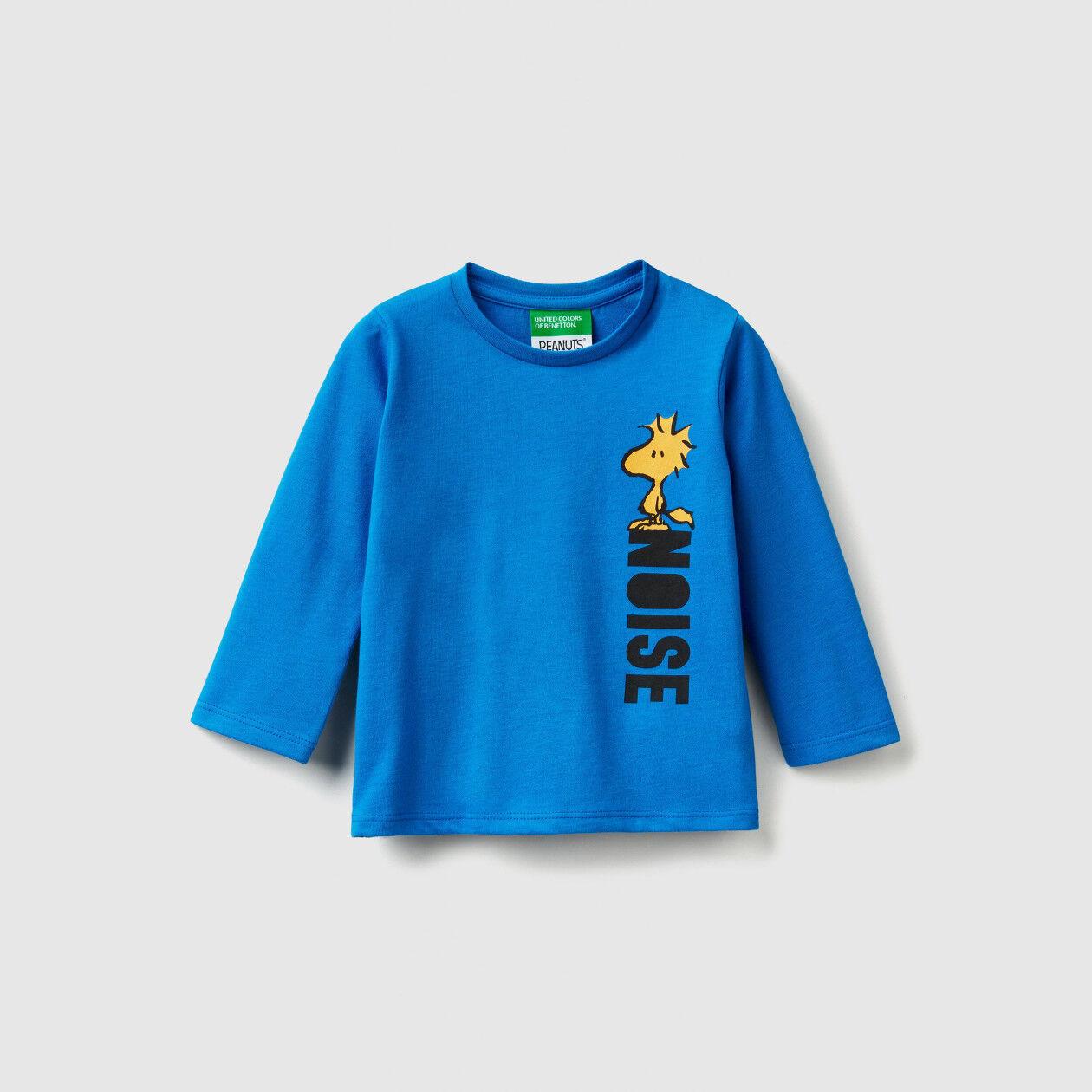 """Camiseta con estampado de los """"Peanuts"""""""