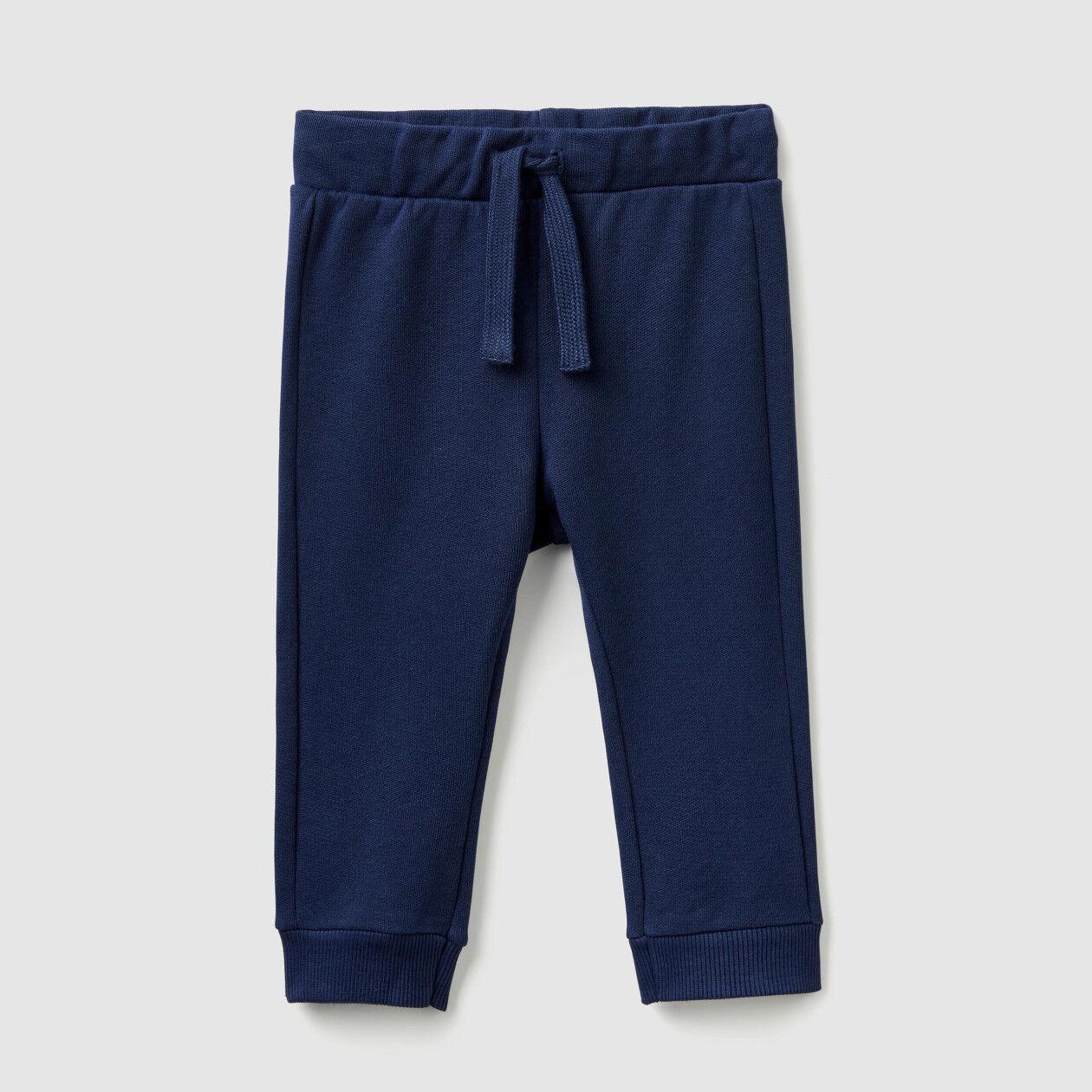 Pantalón deportivo con cordón de ajuste