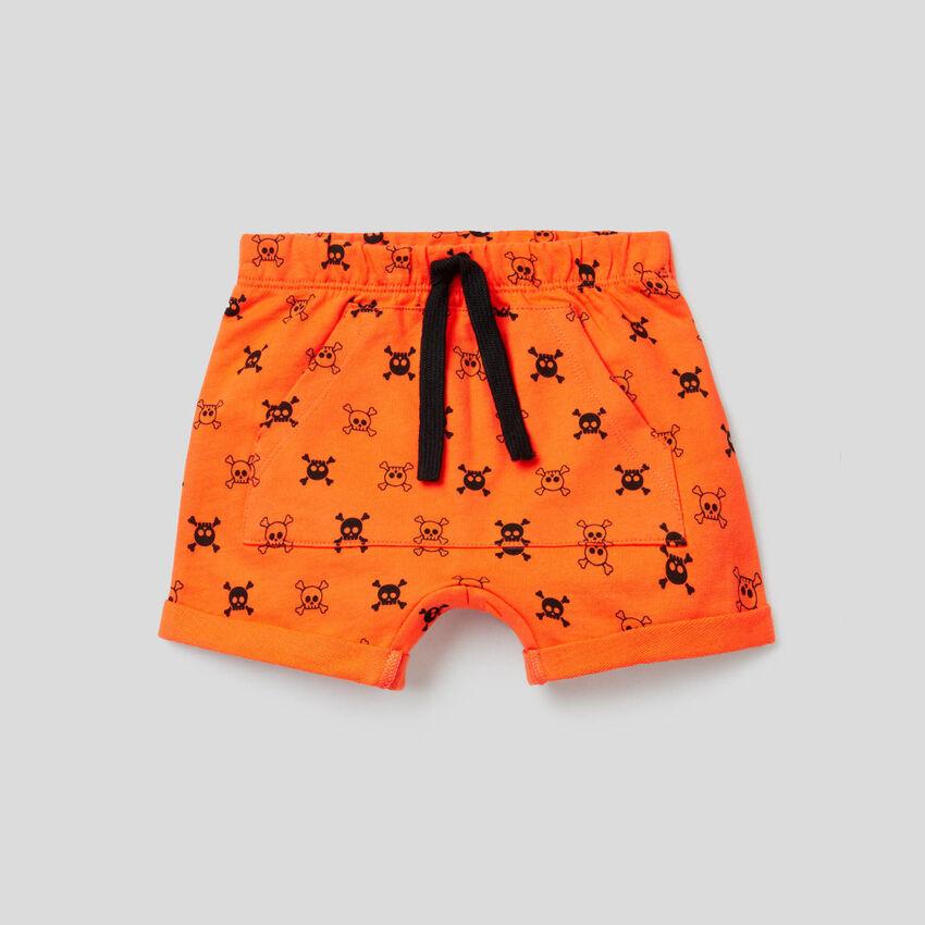 Shorts con maxibolsillo
