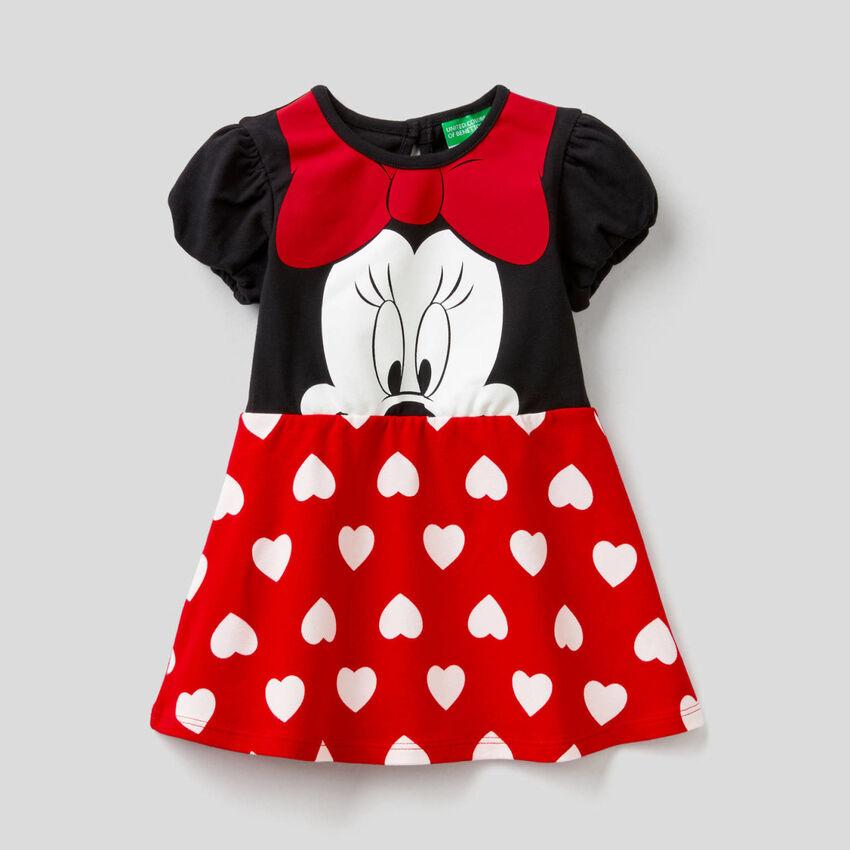 Vestidito de Minnie en algodón elástico