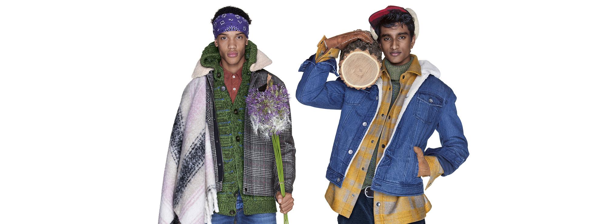Man's Jackets and Coats